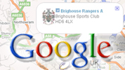 Google Online Club Finder
